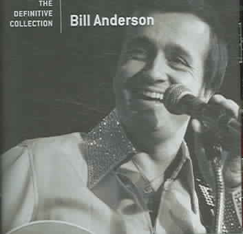 DEFINITIVE COLLECTION BY ANDERSON,BILL (CD)