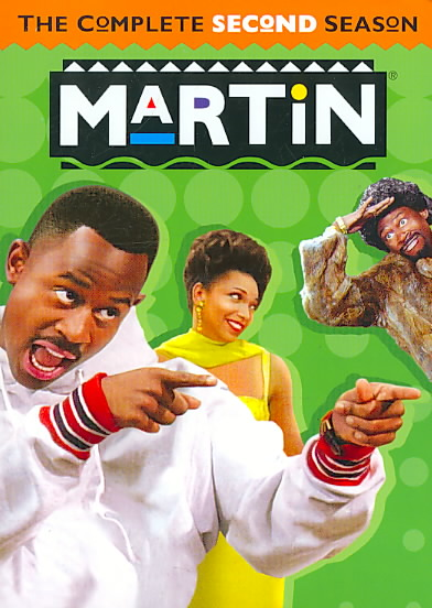 MARTIN:COMPLETE SECOND SEASON BY MARTIN (DVD)